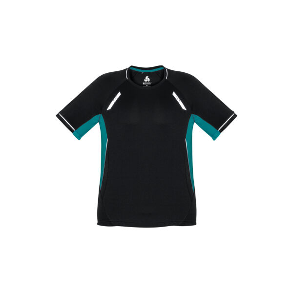 T701MS BlackTeal Front
