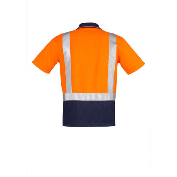 ZH233 OrangeNavy B