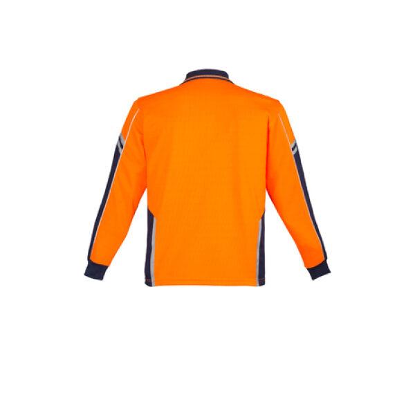 ZH238 OrangeNavy B