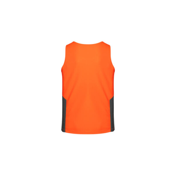 ZH239 OrangeCharcoal B