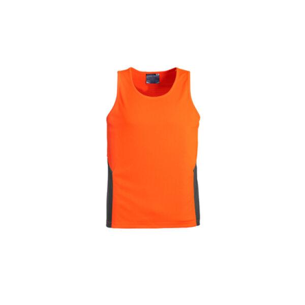 ZH239 OrangeCharcoal F