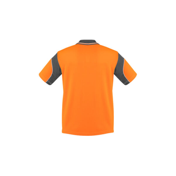 ZH248 OrangeCharcoal B