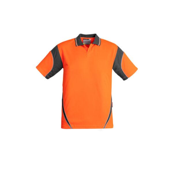 ZH248 OrangeCharcoal F