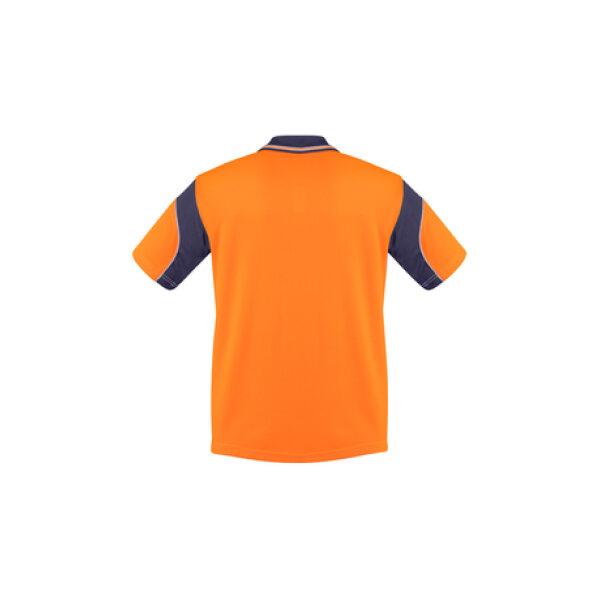 ZH248 OrangeNavy B