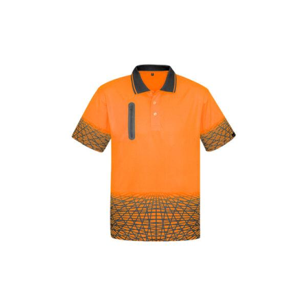 ZH300 OrangeCharcoal F
