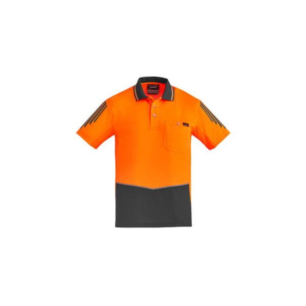 ZH315 OrangeCharcoal F