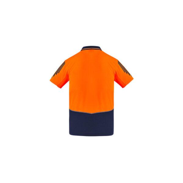 ZH315 OrangeNavy B