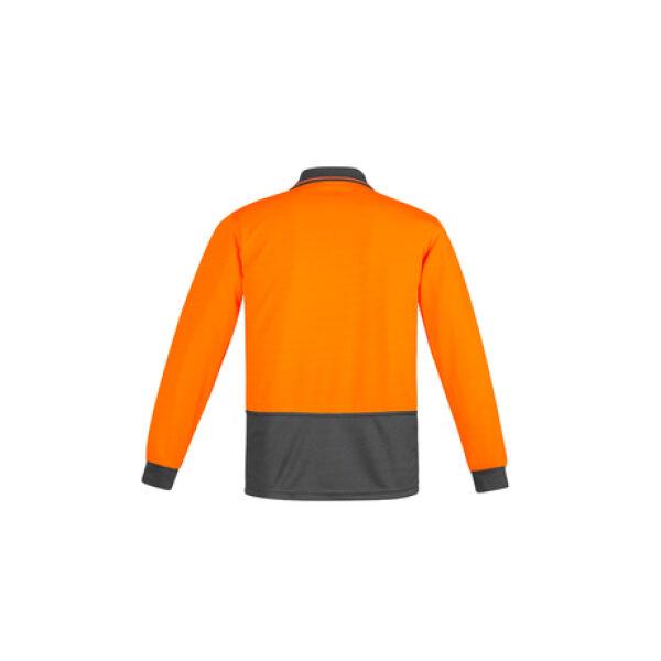 ZH410 OrangeCharcoal B