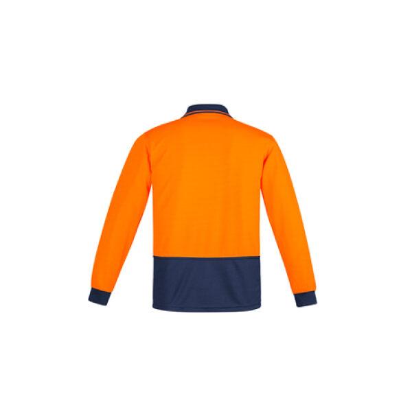 ZH410 OrangeNavy B