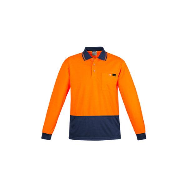ZH410 OrangeNavy F