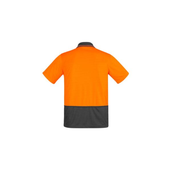 ZH415 OrangeCharcoal B