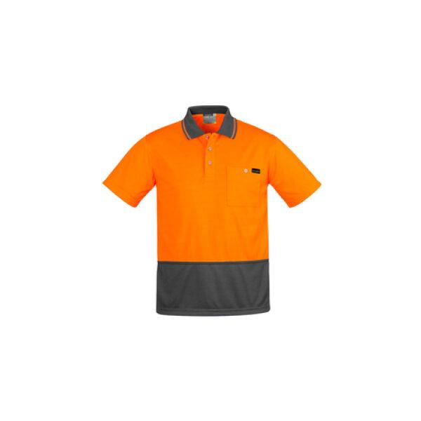 ZH415 OrangeCharcoal F