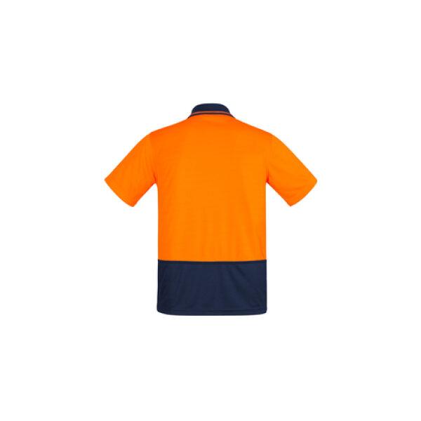 ZH415 OrangeNavy B