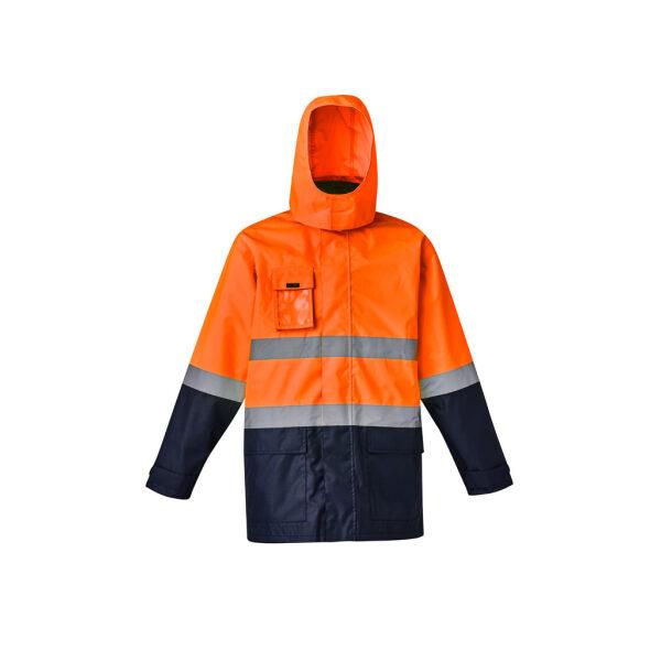 ZJ220 OrangeNavy F Hood