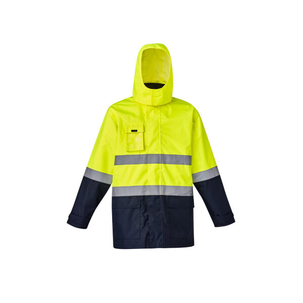 ZJ220 YellowNavy F Hood