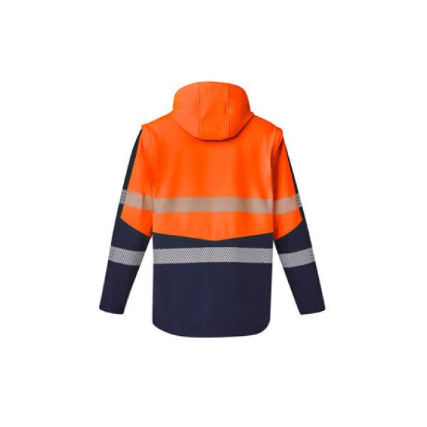 ZJ453 OrangeNavy B NDHOaHt