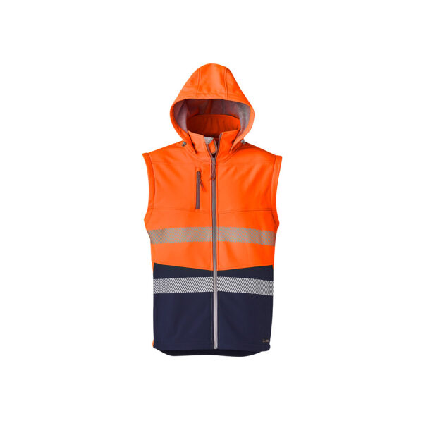 ZJ453 OrangeNavy F2 Hood
