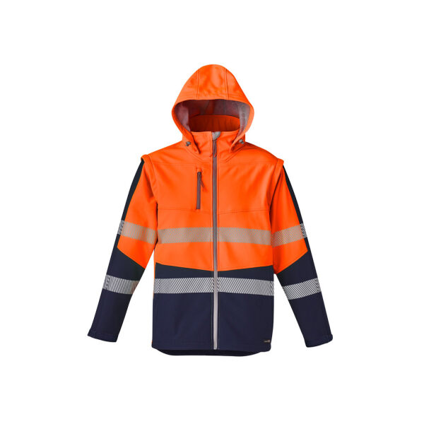 ZJ453 OrangeNavy F Hood