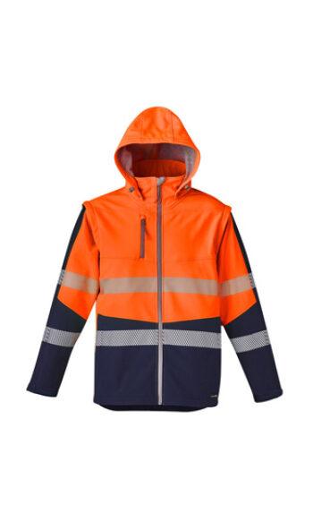 ZJ453 OrangeNavy F Hood 9oeCPKu