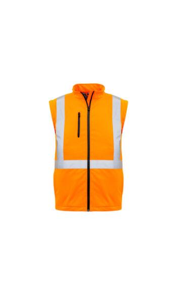 ZJ680 Orange Vest Front