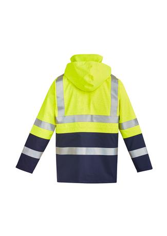 Mens FR Arc Rated Anti Static Waterproof Jacket