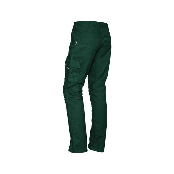 ZP504 Green BackSide