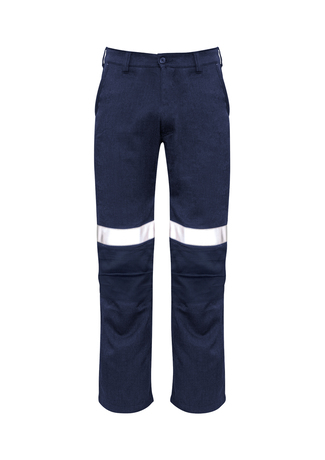 Mens Traditional Style Taped Work Pant