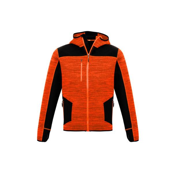 ZT360 OrangeBlack Front