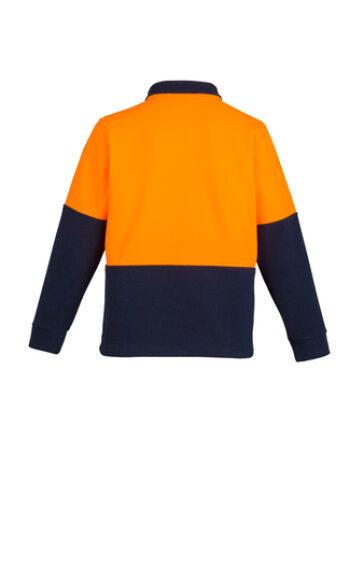 ZT460 OrangeNavy B