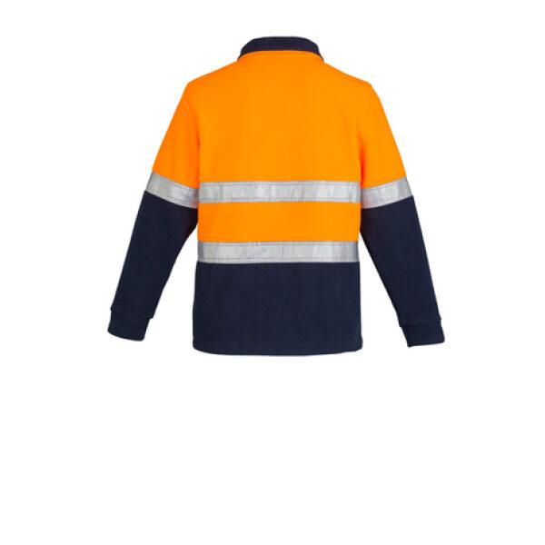 ZT461 OrangeNavy B
