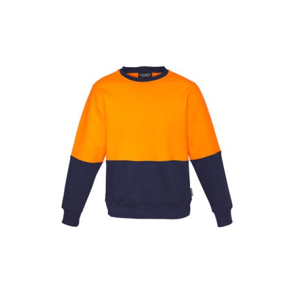 ZT465 OrangeNavy Front