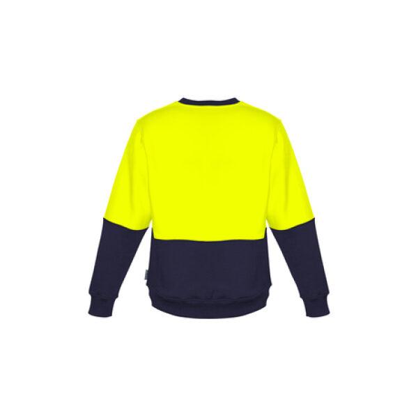 ZT465 YellowNavy Back
