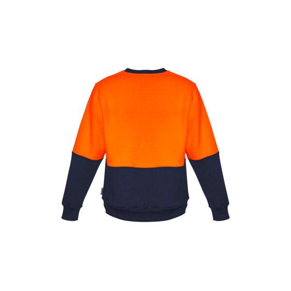 ZT475 OrangeNavy B