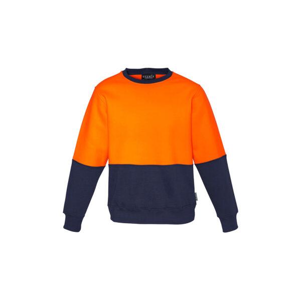 ZT475 OrangeNavy F