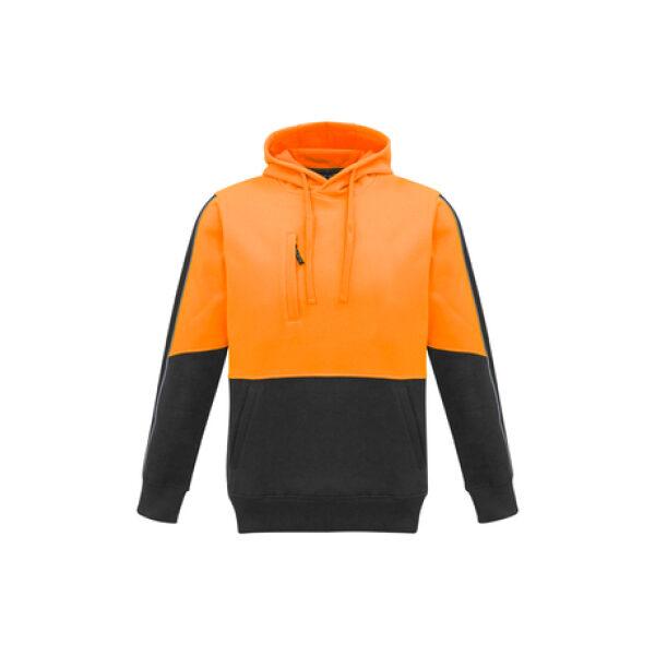 ZT481 OrangeCharcoal Front