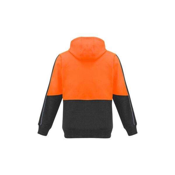 ZT484 OrangeCharcoal B 3