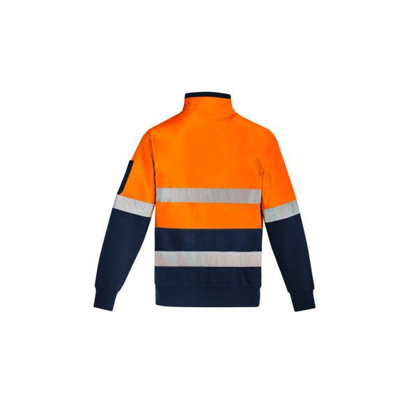 ZT567 OrangeNavy B