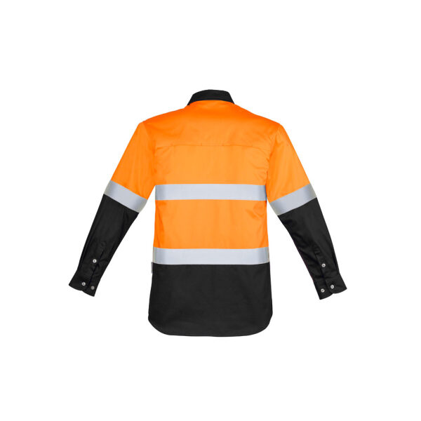 ZW123 OrangeBlack B