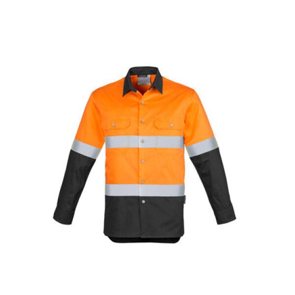 ZW123 OrangeCharcoal F RGzKMDZ