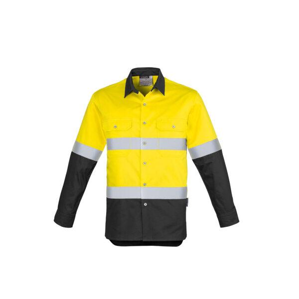 ZW123 YellowCharcoal F