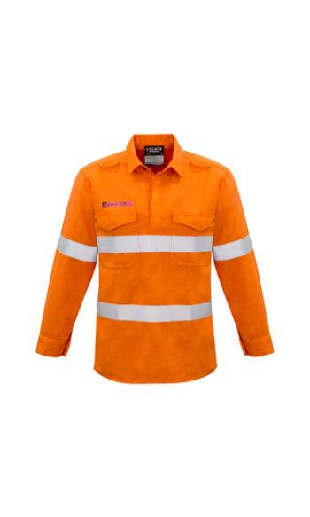 ZW134 Orange Front