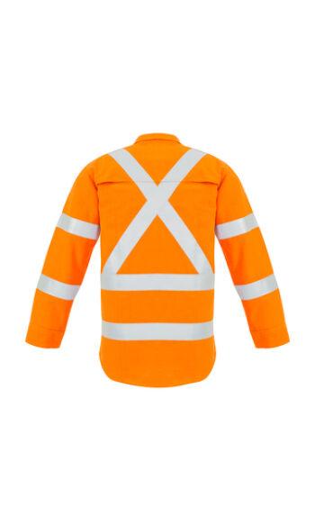 ZW137 Orange Back