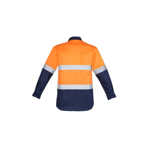 ZW550 OrangeNavy B