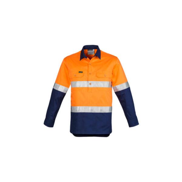 ZW550 OrangeNavy F