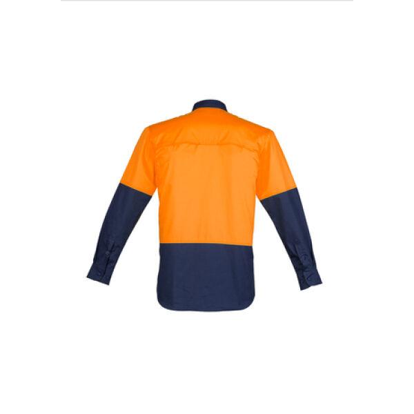 ZW560 OrangeNavy B