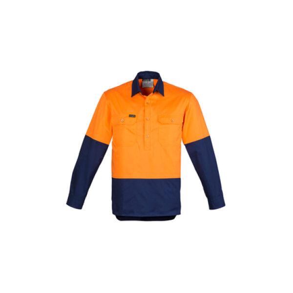 ZW560 OrangeNavy F