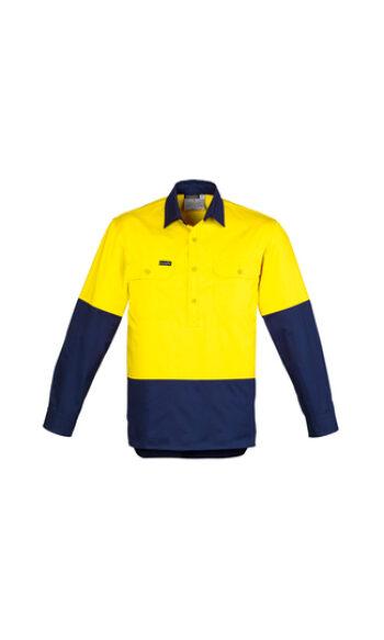 ZW560 YellowNavy F