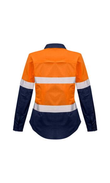 ZW720 OrangeNavy B