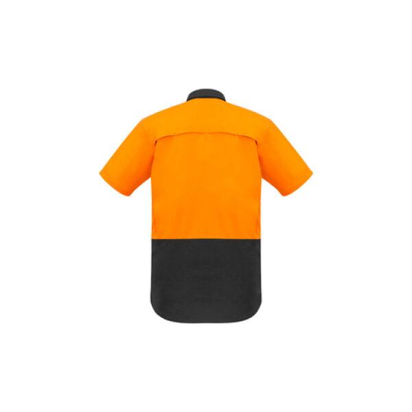 ZW815 OrangeCharcoal B