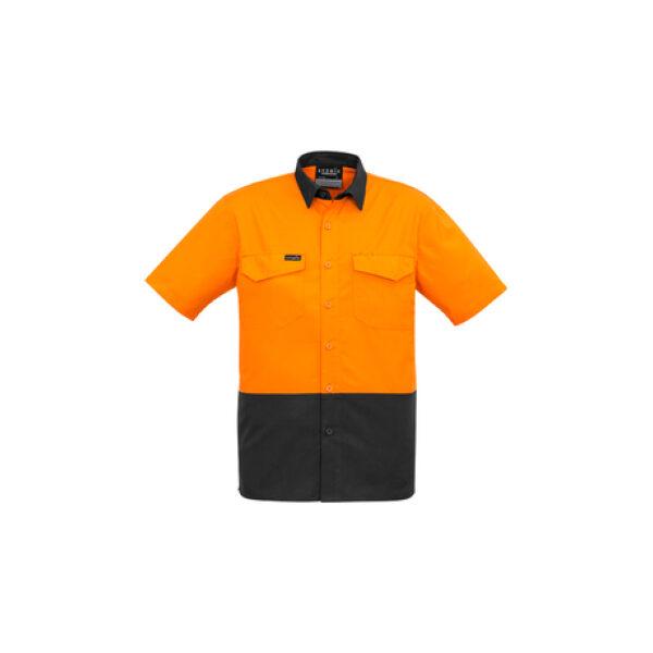 ZW815 OrangeCharcoal F